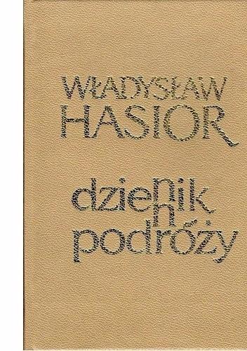 Okładka książki Dziennik podróży