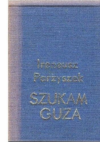 Okładka książki Szukam guza