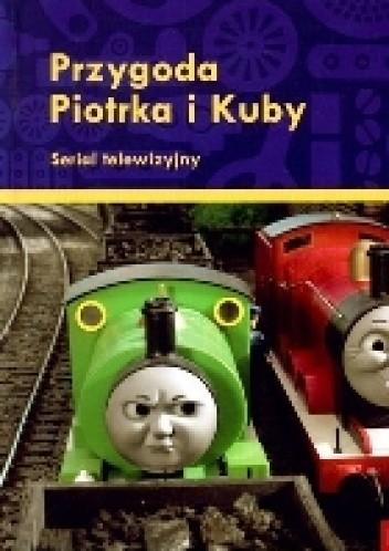 Okładka książki Przygoda Piotrka i Kuby. Tomek i Przyjaciele.