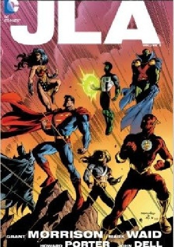Okładka książki JLA: Volume 3 (Paperback)