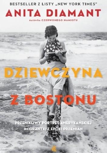 Okładka książki Dziewczyna z Bostonu
