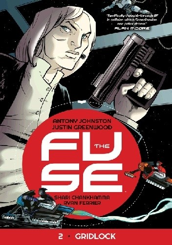 Okładka książki The Fuse, Volume 2: Gridlock