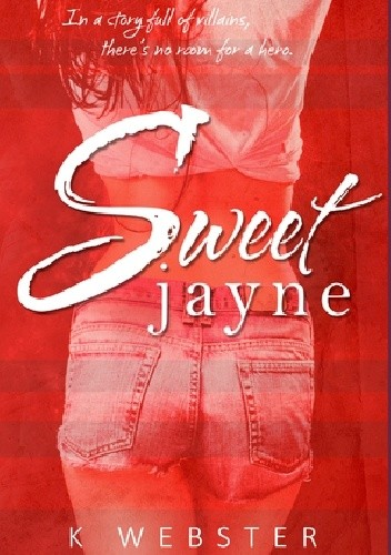 Okładka książki Sweet Jayne