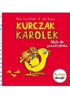 Kurczak Karolek idzie do przedszkola