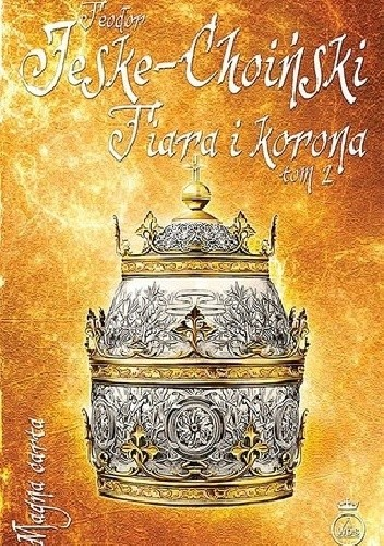Okładka książki Tiara i korona, tom 2