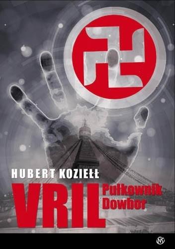 Okładka książki VRIL Pułkownik Dowbor