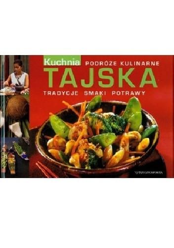 Okładka książki Kuchnia tajska