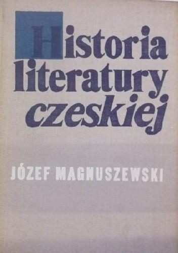 Okładka książki Historia literatury czeskiej