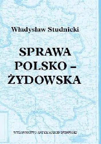 Okładka książki Sprawa Polsko-Żydowska