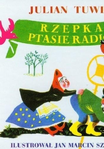 Okładka książki Rzepka. Ptasie radio. Składanka
