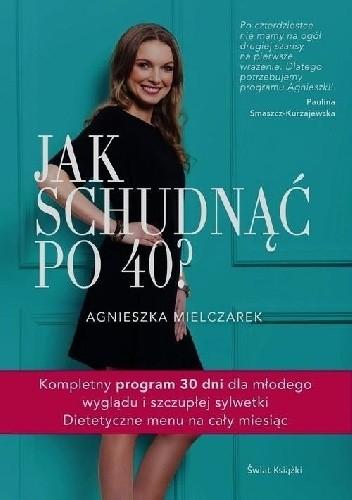 Okładka książki Jak schudnąć po 40?
