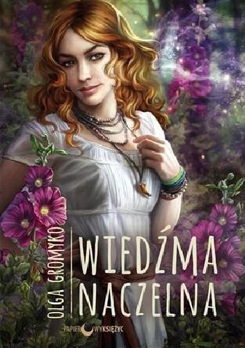 Okładka książki Wiedźma Naczelna