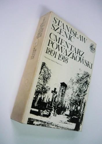 Okładka książki Cmentarz Powązkowski 1891-1918