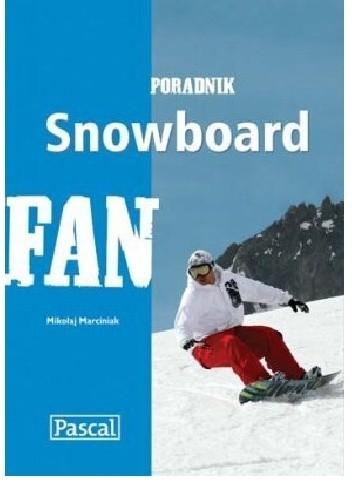 Okładka książki Poradnik Snowboard FAN