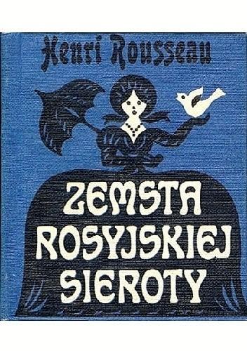 Okładka książki Zemsta rosyjskiej sieroty