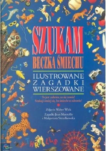 Okładka książki Beczka śmiechu - ilustrowane zagadki wierszowe