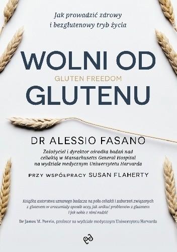 Okładka książki Wolni od glutenu