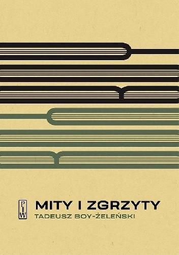 Okładka książki Mity i zgrzyty