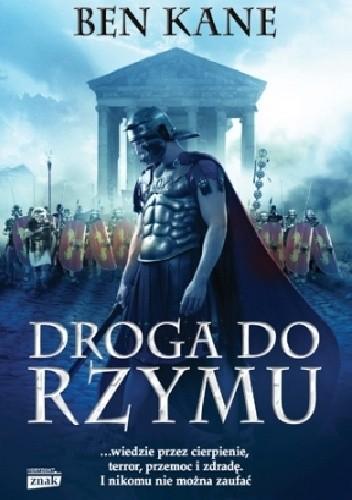 Okładka książki Droga do Rzymu
