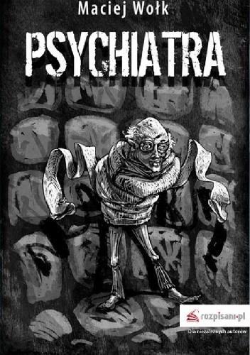 Okładka książki Psychiatra
