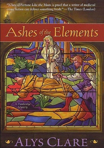 Okładka książki Ashes of the Elements