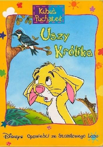 Okładka książki Uszy Królika