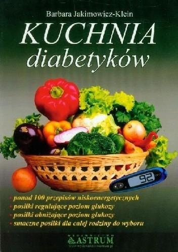 Okładka książki Kuchnia diabetyków