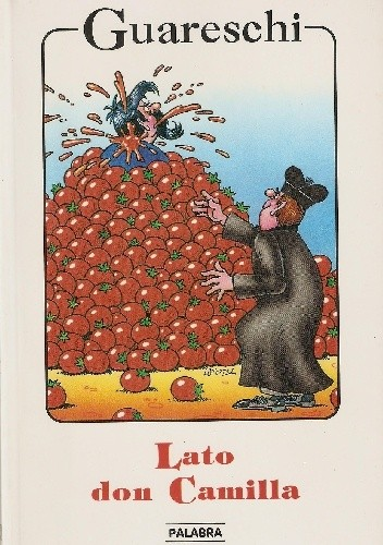 Okładka książki Lato don Camilla