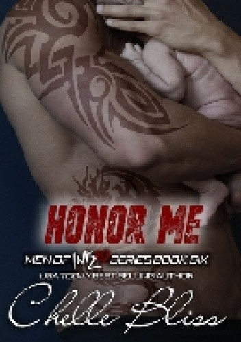 Okładka książki Honor Me