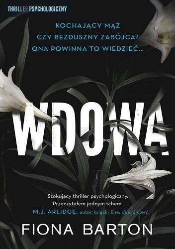 Okładka książki Wdowa