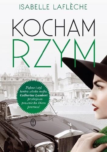 Okładka książki Kocham Rzym