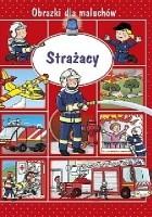 Obrazki dla maluchów. Strażacy