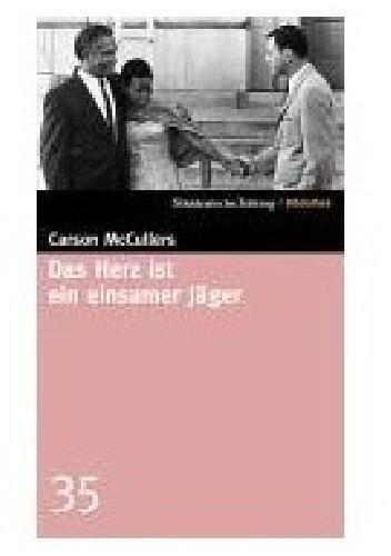 Okładka książki Das Herz ist ein einsamer Jäger
