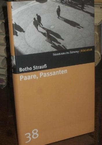Okładka książki Paare, Passanten