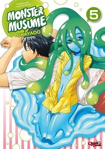 Okładka książki Monster Musume #5