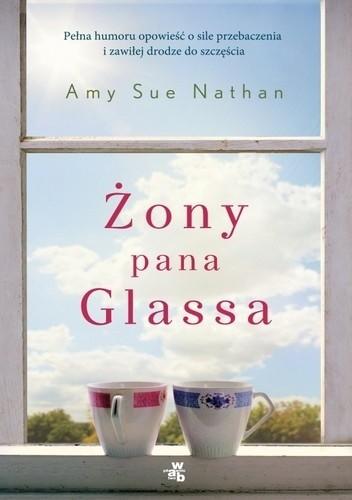 Okładka książki Żony pana Glassa