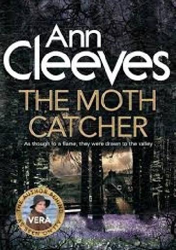 Okładka książki The Moth Catcher