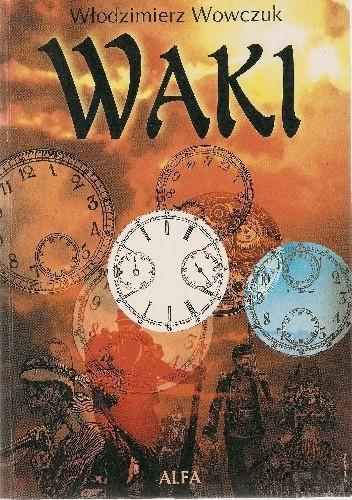 Okładka książki Waki