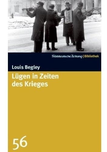 Okładka książki Lügen in Zeiten des Krieges