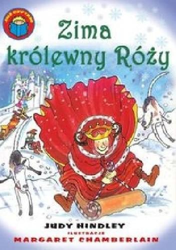 Okładka książki Zima królewny Róży