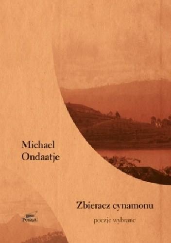 Okładka książki Zbieracz cynamonu