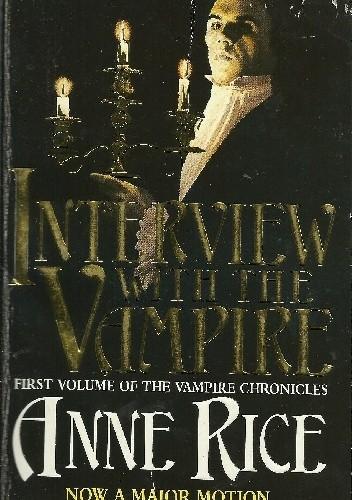 Okładka książki Interview with the Vampire