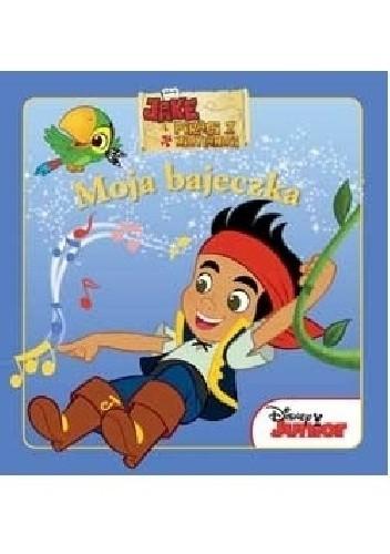 Okładka książki Jake i piraci z Nibylandii. Hałas hula