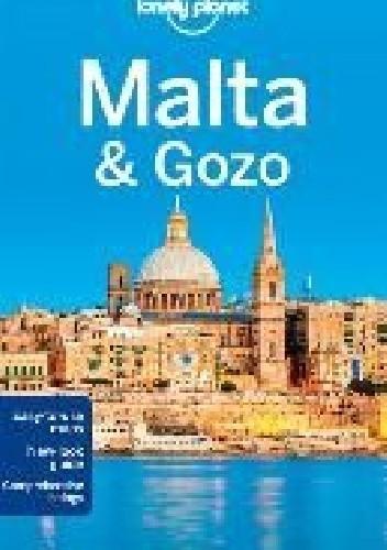 Okładka książki Malta i Gozo. Lonely Planet