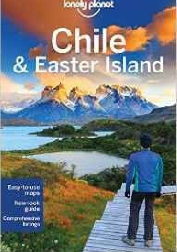 Okładka książki Chile and Easter Island. Lonely Planet