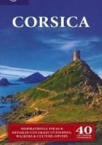 Okładka książki Corsica. Lonely Planet