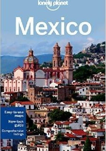 Okładka książki Mexico. Lonely Planet
