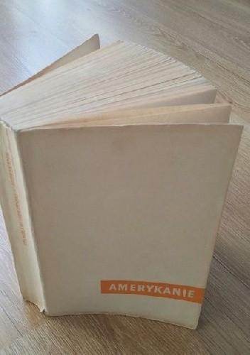 Okładka książki Amerykanie