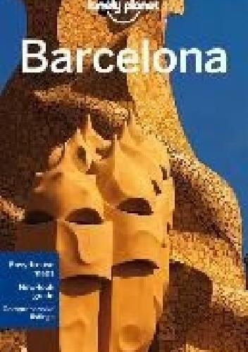 Okładka książki Barcelona. Lonely Planet