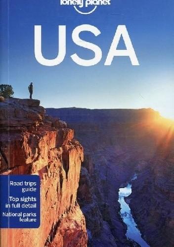 Okładka książki USA. Lonely Planet
